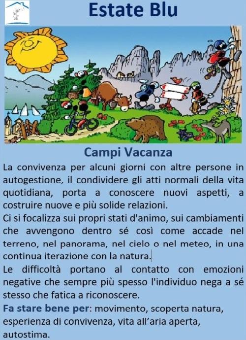 Camp VACANZA