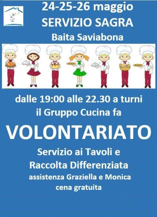 Volontariato attivo